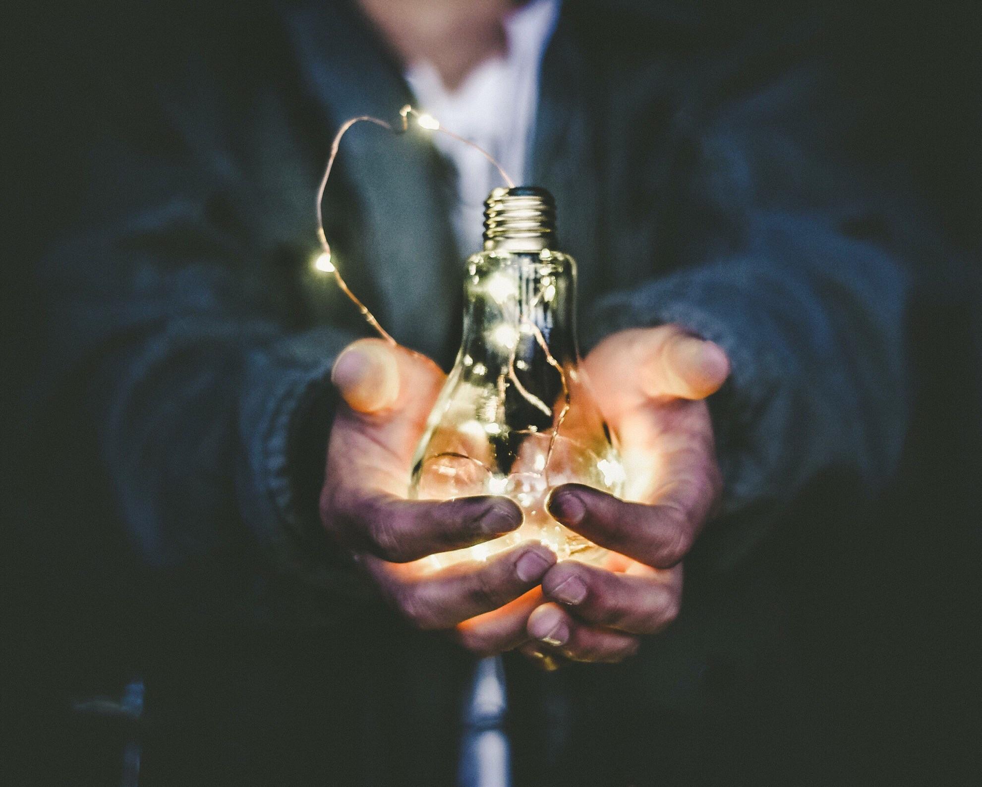 Luz para o Mal de Parkinson