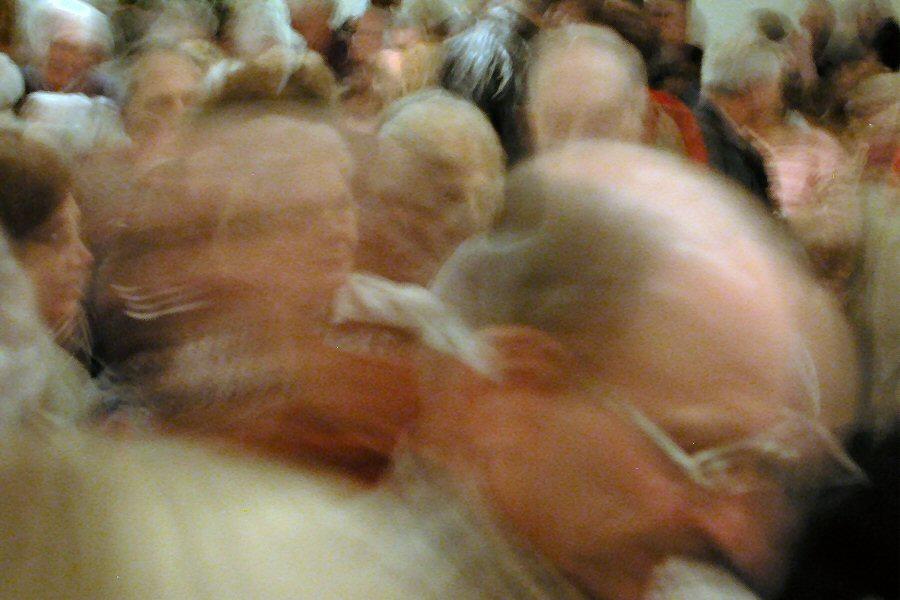 aumento da populacao idosa