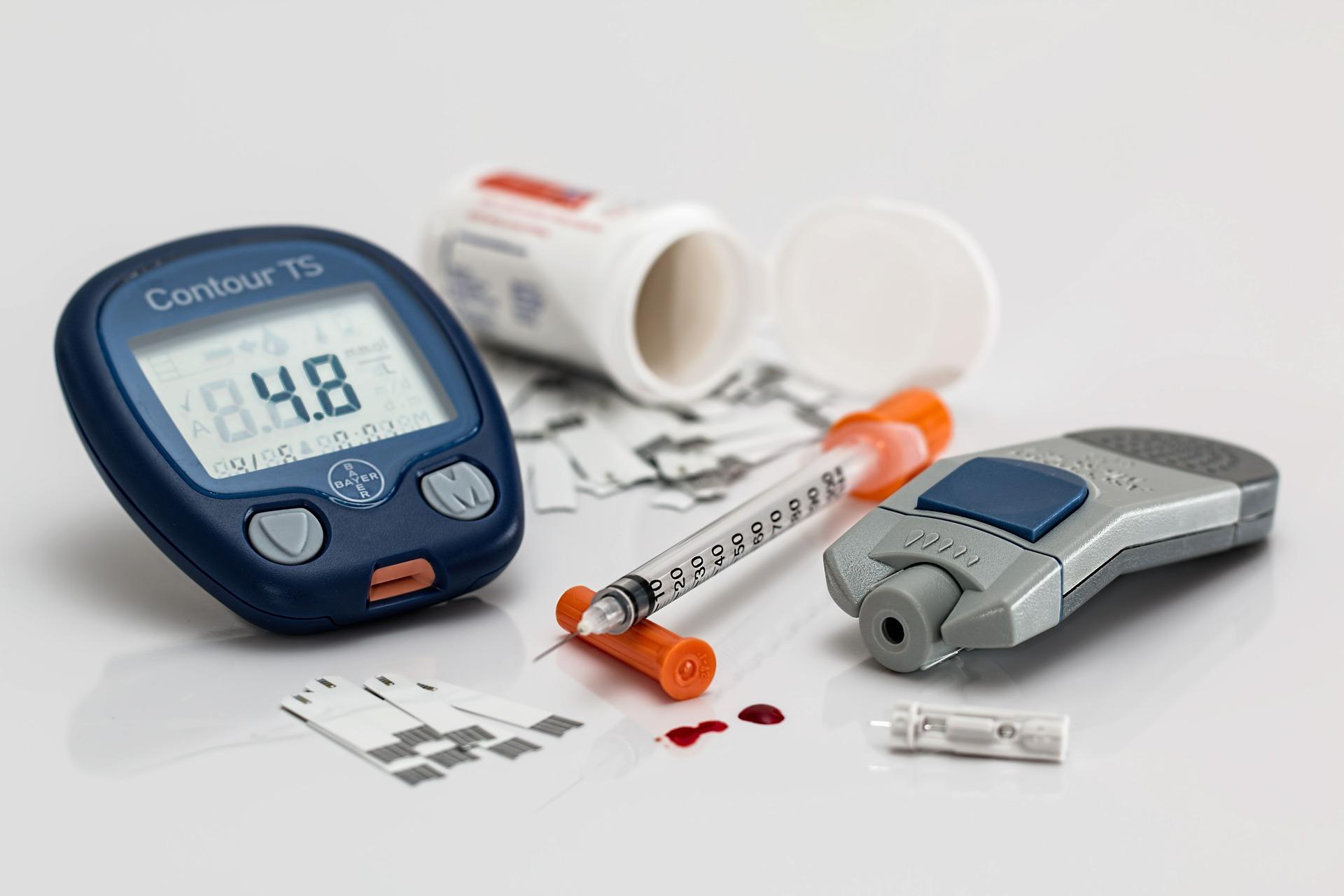 Idosos e Diabetes
