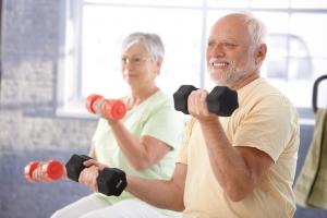 Idoso diabético e exercícios
