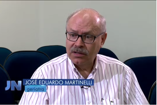 Dr Martinelli no JN