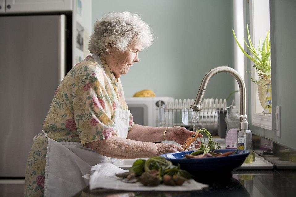 Alimentando-se bem para evitar Fragilidade Física