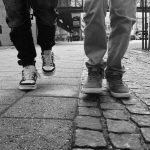 Idosos e caminhada