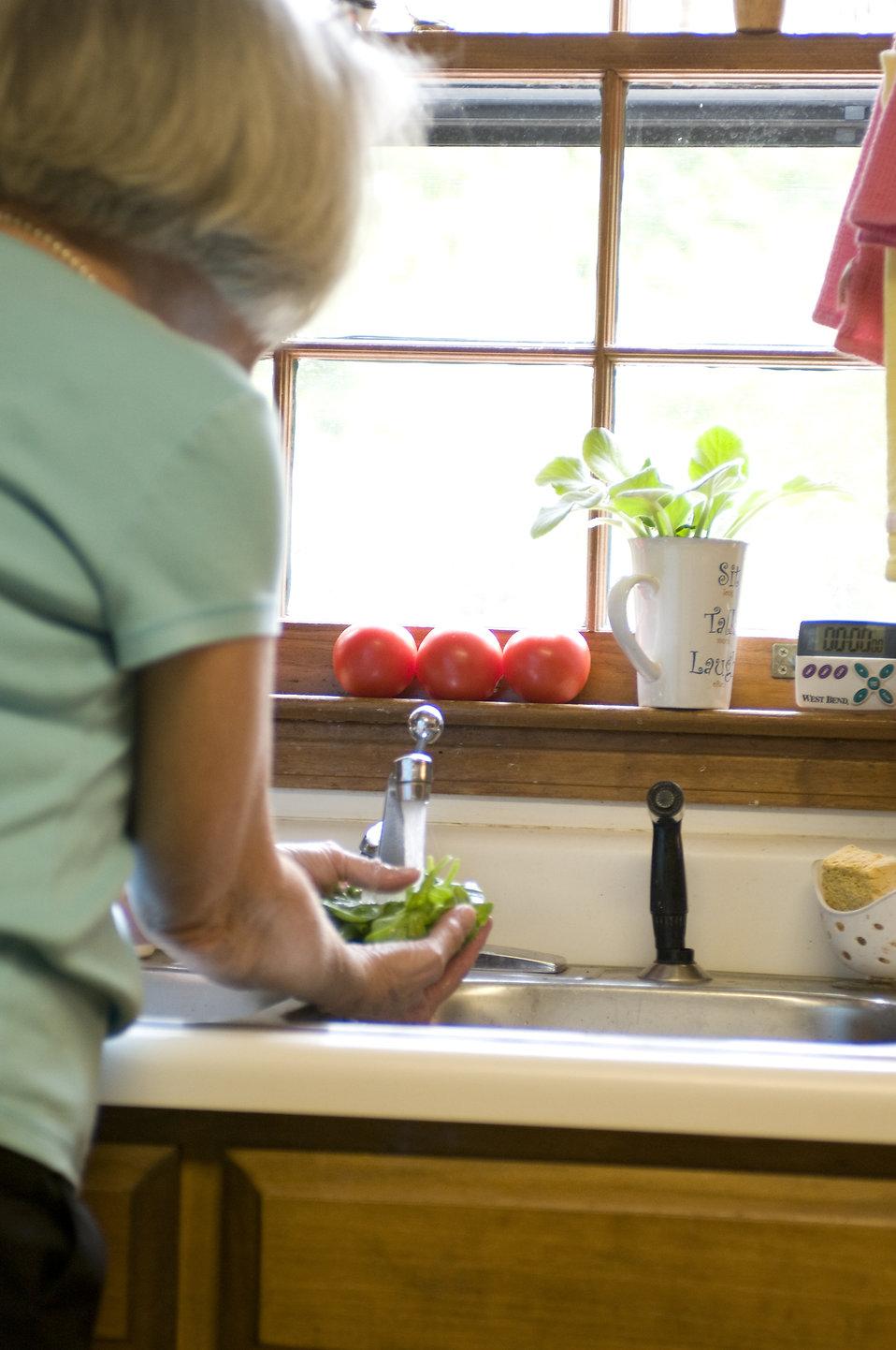 Adaptações na cozinha