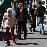 Alterações posturais no idoso