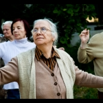 Exercícios para idoso com DA