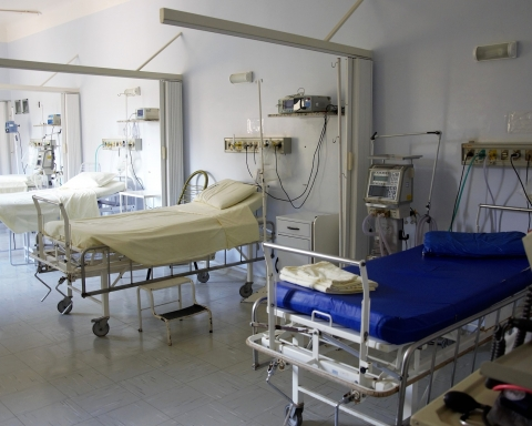 internação de idosos em hospitais