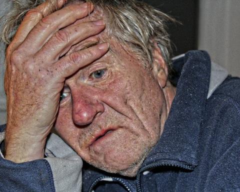 Depressão em idoso