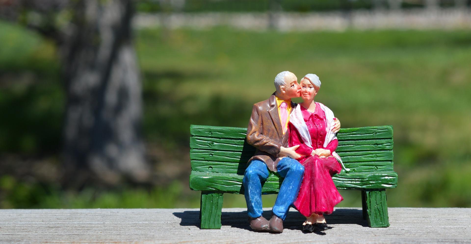 satisfação sexual na terceira idade com demência.