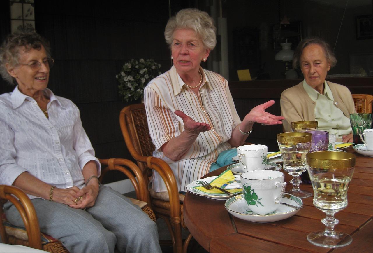 visão social do envelhecimento