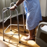 hospitalização na terceira idade